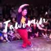 タヲるん(あきばっか~の踊り手)は踊る回遊魚。踊り出したらやりたい放題、止まらな